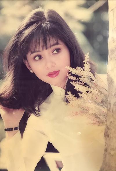 Nhan sắc mẹ chồng Tăng Thanh Hà hồi trẻ, xứng danh đại mỹ nhân Việt thập niên 90 - Ảnh 2