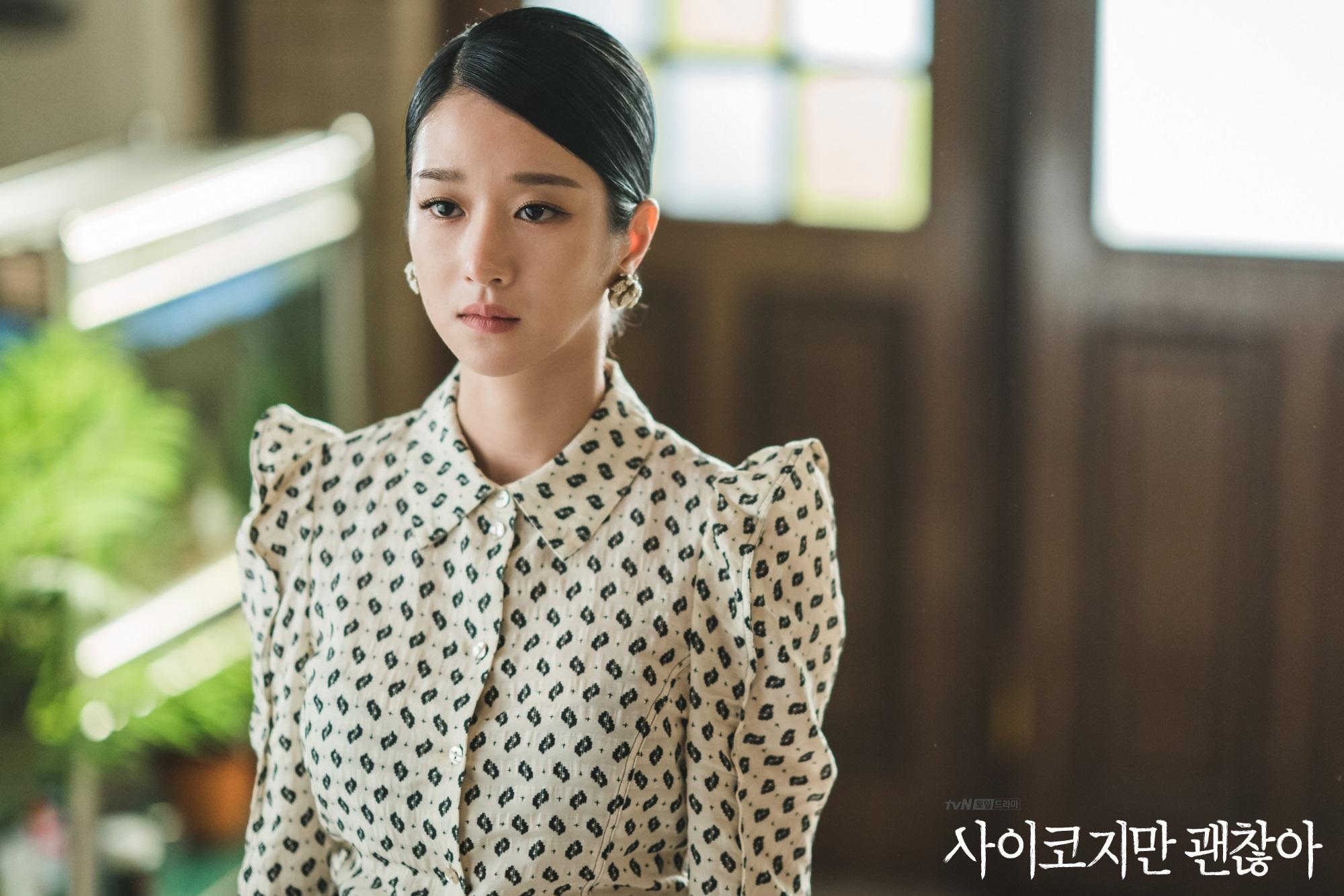 Seo Ye Ji biến hóa khôn lường với 5 kiểu cực sang khi để tóc bob, chị em học theo thì dễ ăn điểm xịn mịn - Ảnh 2