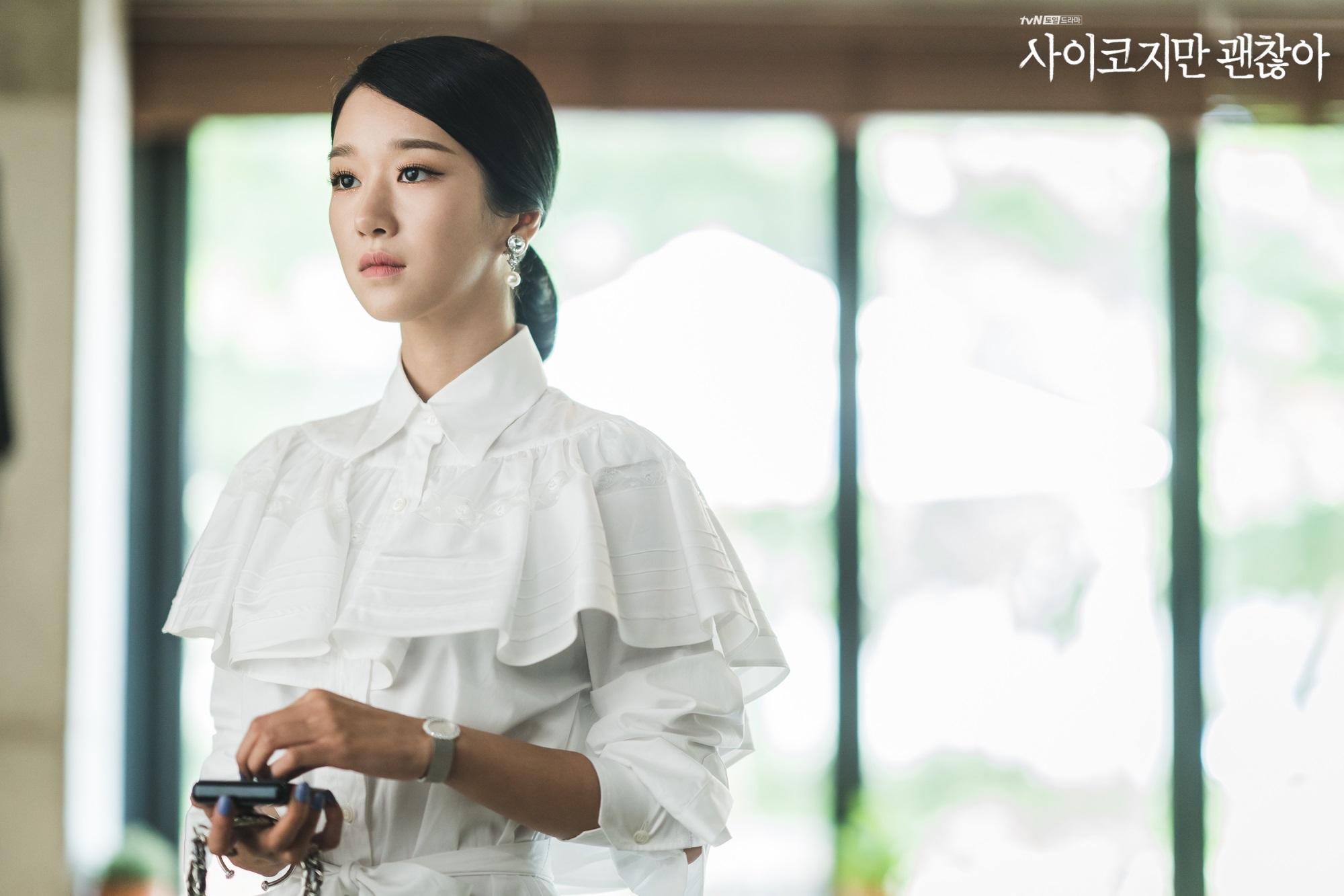 Seo Ye Ji biến hóa khôn lường với 5 kiểu cực sang khi để tóc bob, chị em học theo thì dễ ăn điểm xịn mịn - Ảnh 10