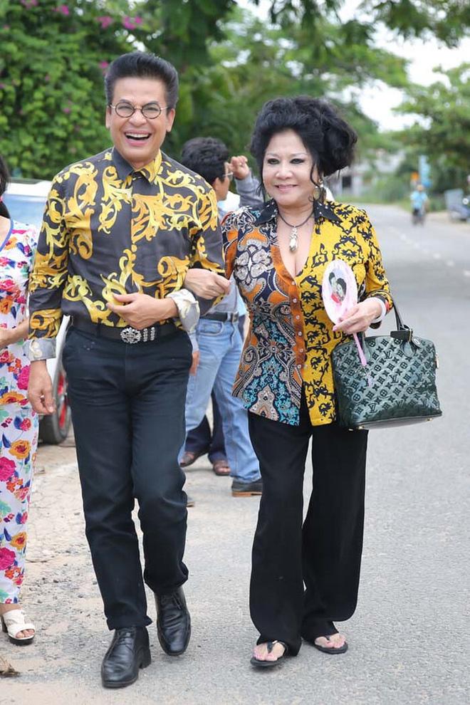 Đời tư của dàn MC kỳ cựu Thanh Bạch, Quyền Linh, Lại Văn Sâm: Người kín tiếng, kẻ rình rang tổ chức đám cưới 10 lần - Ảnh 3