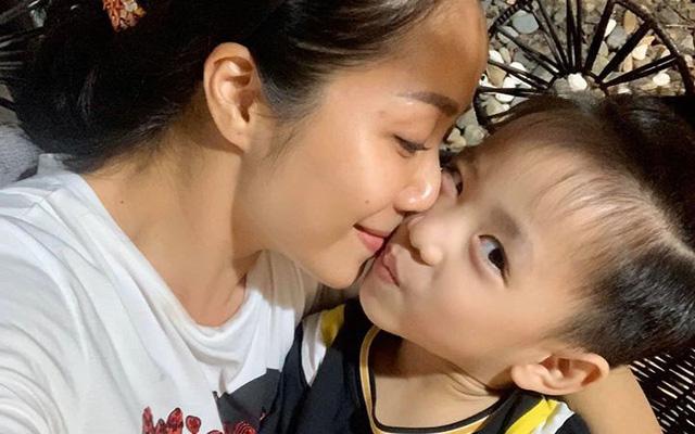 Con trai Ốc Thanh Vân đòi đi ăn xin ở Dubai, nhìn mái tóc của cậu bé, mọi người vừa cười vừa phục cách nuôi dạy con của nữ MC - Ảnh 6