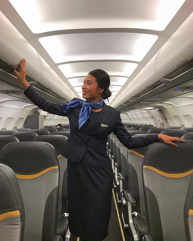 Gái xinh 'khai' hết sướng khổ của tiếp viên hàng không, từng bật khóc vì khách trêu: 'Sao da đen thế mà cũng được làm?' - Ảnh 6