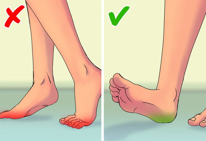 9 lỗi sai trong việc đi bộ mà 90% ai cũng mắc phải, cứ ngỡ chẳng vấn đề gì nhưng thực ra đang huỷ hoại vóc dáng và sức khoẻ của bạn - Ảnh 3