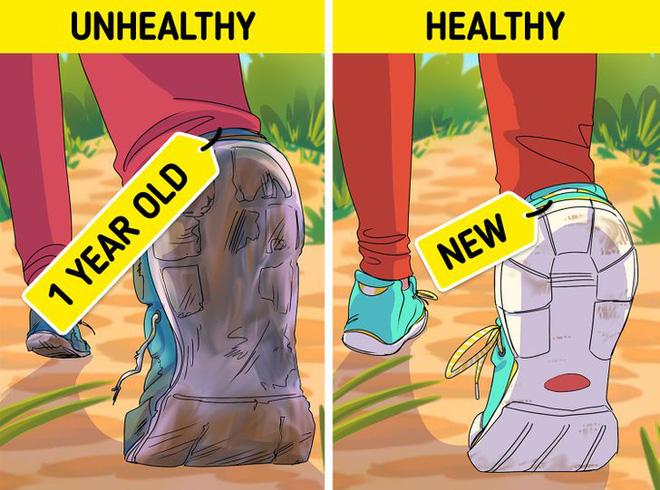 9 lỗi sai trong việc đi bộ mà 90% ai cũng mắc phải, cứ ngỡ chẳng vấn đề gì nhưng thực ra đang huỷ hoại vóc dáng và sức khoẻ của bạn - Ảnh 8