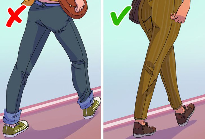 9 lỗi sai trong việc đi bộ mà 90% ai cũng mắc phải, cứ ngỡ chẳng vấn đề gì nhưng thực ra đang huỷ hoại vóc dáng và sức khoẻ của bạn - Ảnh 9