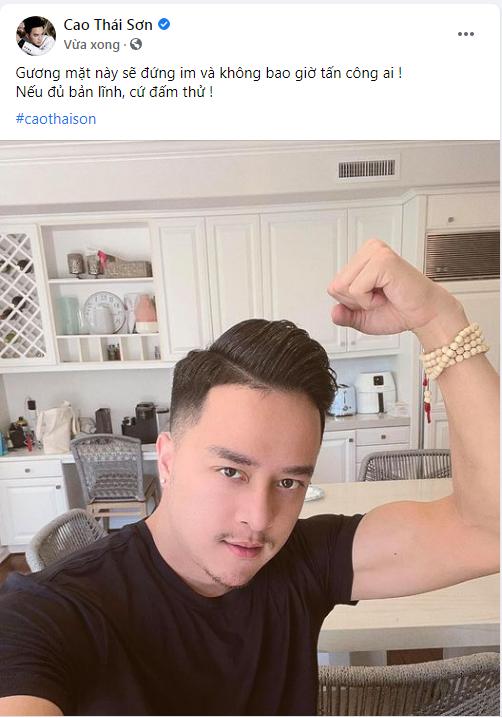 Cao Thai Son thach dau Nathan Lee 1