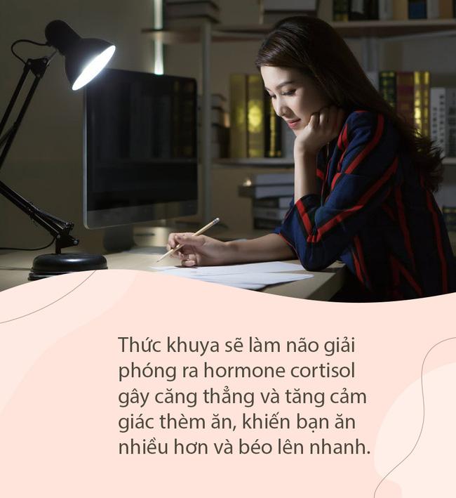 Sau 5 giờ chiều, phụ nữ cần phải 'né' 3 việc này nếu muốn khỏe đẹp và giảm cân nhanh - Ảnh 4