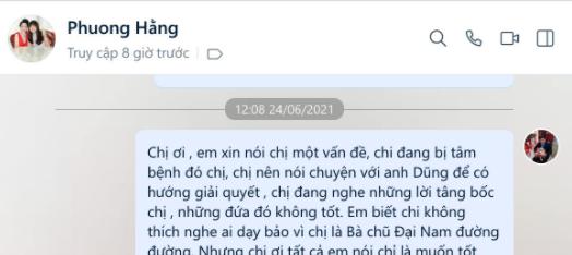'IT bạc tỷ' lo sợ bà Phương Hằng đang bị 'tâm bệnh', đây là nguyên nhân 'thổi bùng' mâu thuẫn của 'cặp bài trùng'? - Ảnh 2