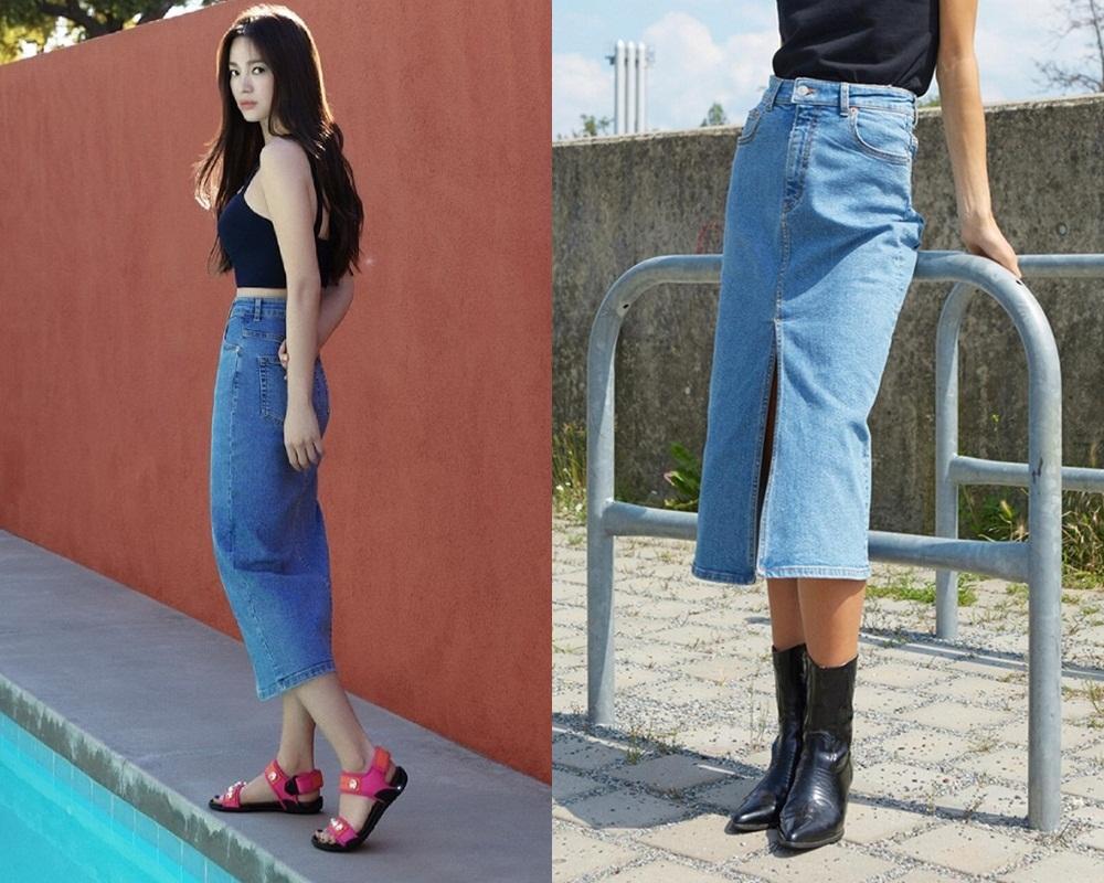 Hậu ly hôn ngày càng hở bạo, Song Hye Kyo chẳng ngại 'cắt xén' váy áo, khoe body sexy hơn cả mẫu hãng - Ảnh 2