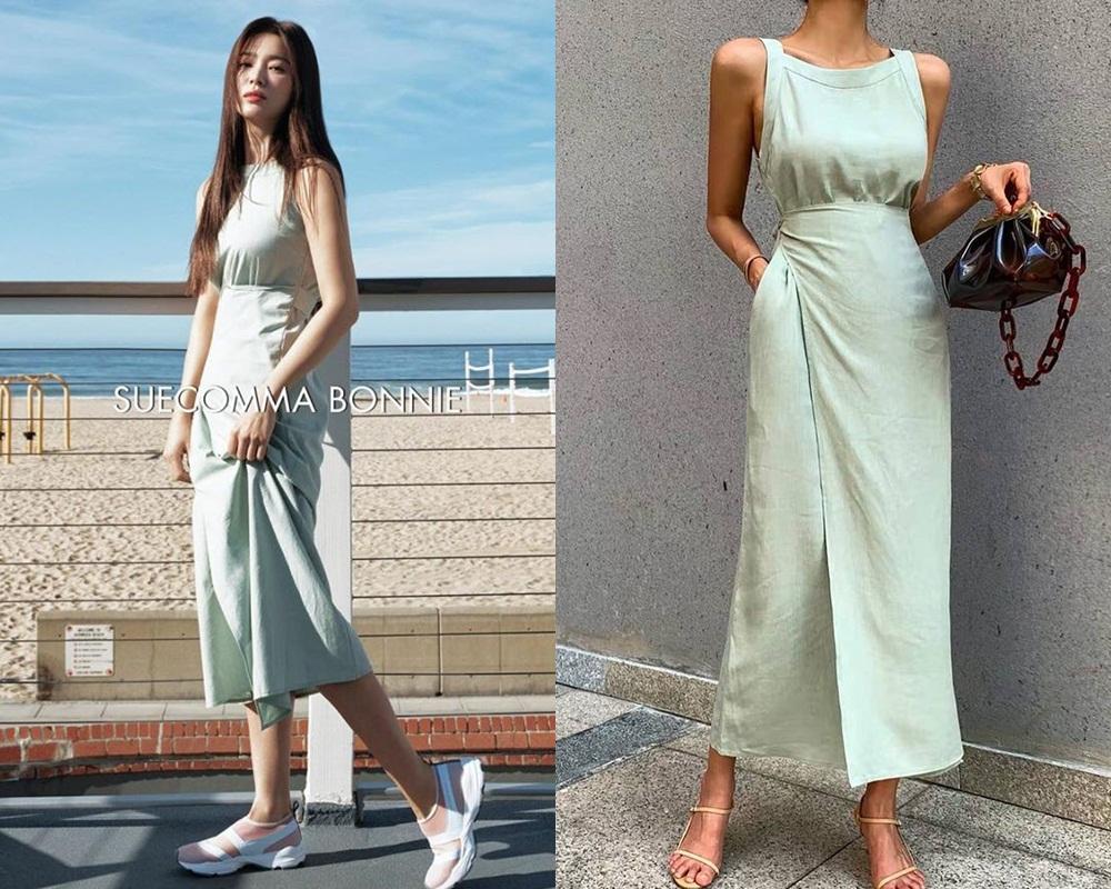 Hậu ly hôn ngày càng hở bạo, Song Hye Kyo chẳng ngại 'cắt xén' váy áo, khoe body sexy hơn cả mẫu hãng - Ảnh 4