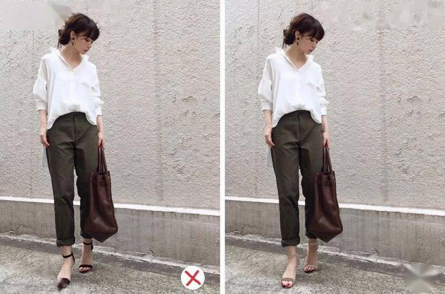 Những kiểu giày dép dành cho nàng dưới 1m60: Chọn thế nào để hack chân dài cũng cần có 'mánh' riêng - Ảnh 6