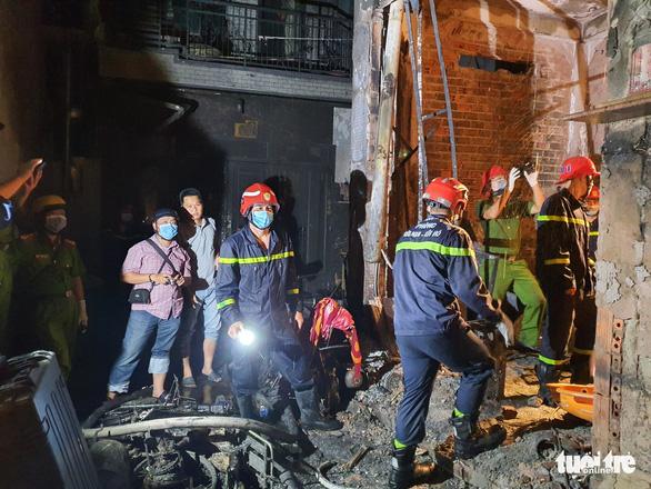 Lời kể từ nạn nhân sống sót trong vụcháy kinh hoàng làm 8 người thiệt mạng ở TP.HCM - Ảnh 2