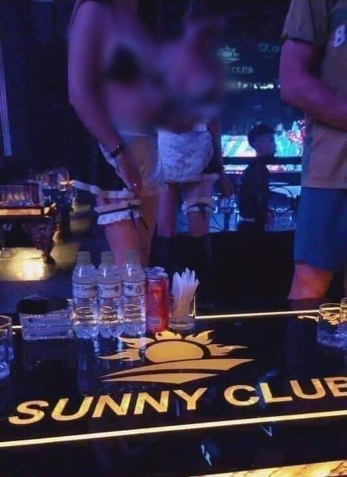 Rò rỉ clip nhạy cảm được cho là từ quán bar Sunny - 1 trong 2 'ổ dịch' của Vĩnh Phúc, công an vào cuộc điều tra làm rõ - Ảnh 1