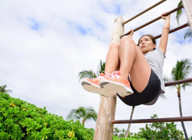 4 bài tập giúp bạn có eo thon, bụng phẳng lì không cần thuê huấn luyện viên - Ảnh 1