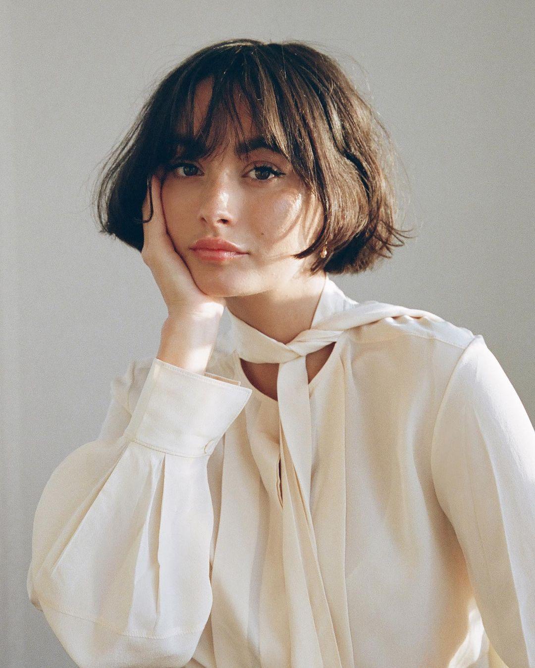 8 kiểu tóc gái Pháp luôn yêu cầu cắt khi ghé salon: Đơn giản mà cực sang chảnh, học theo thì thần thái lên hương - Ảnh 9