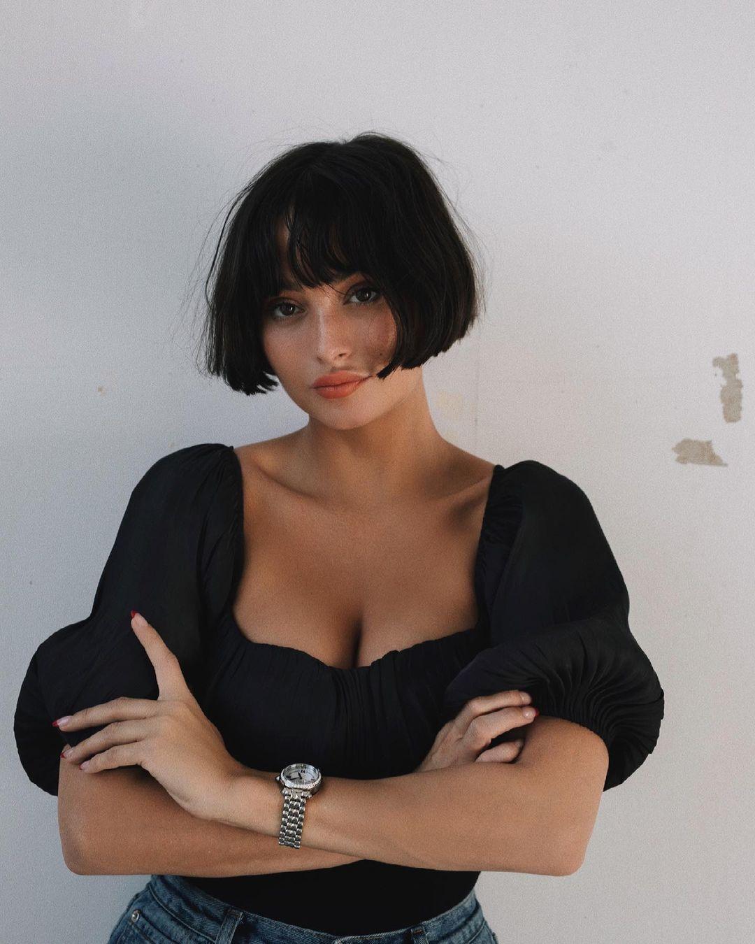 8 kiểu tóc gái Pháp luôn yêu cầu cắt khi ghé salon: Đơn giản mà cực sang chảnh, học theo thì thần thái lên hương - Ảnh 11