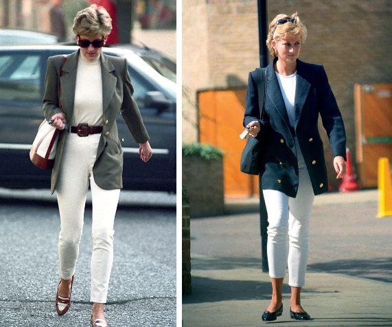 Học Công nương Diana 4 cách diện blazer vừa đơn giản lại chuẩn xịn y chang phong cách Hoàng gia