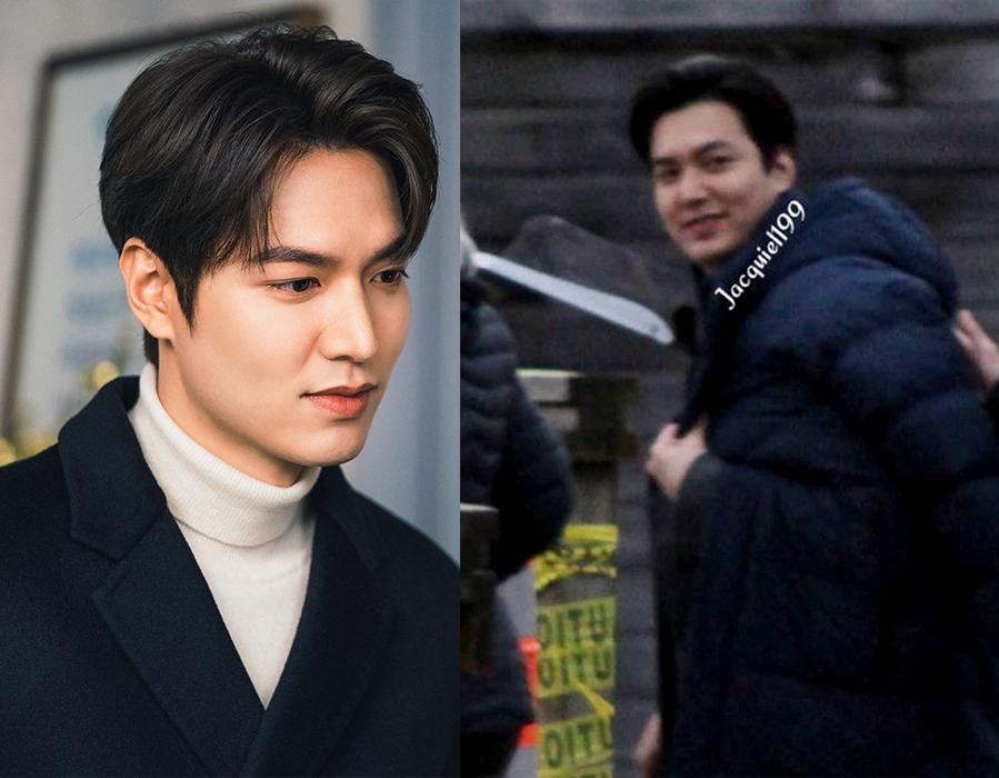 Sốc với nhan sắc thật của Lee Min Ho ở tuổi 33 do người qua đường chụp được, ở ẩn vài tháng đã thay đổi tới mức này