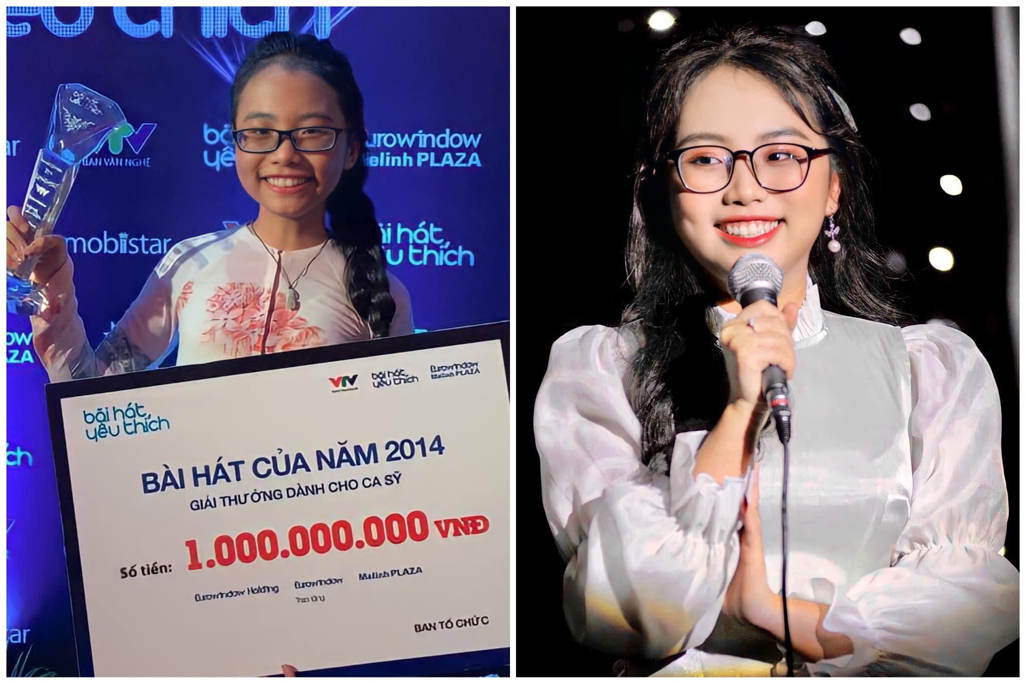 Phương Mỹ Chi 'lột xác' bất ngờ sau 8 năm bước ra từ Giọng hát Việt