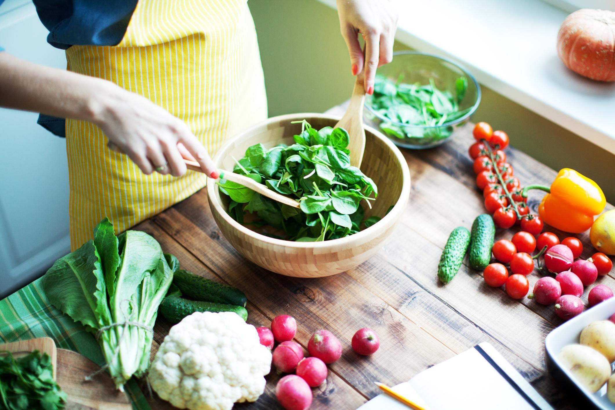 Cơ thể bạn sẽ thay đổi theo 5 điều sau khi ăn rau xanh đều đặn mỗi ngày