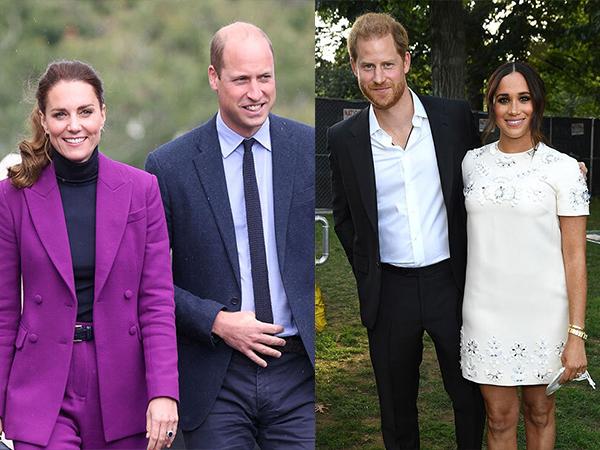 Hai bức ảnh của nhà Công nương Kate và Meghan cho thấy sự khác biệt quá lớn, thương thay cho Harry!