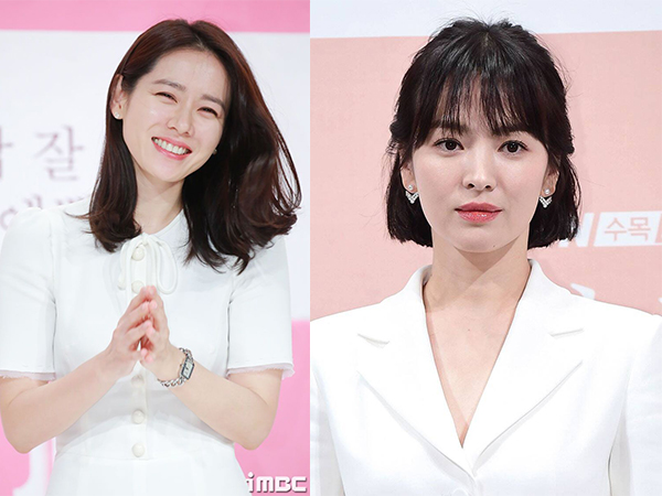 """Tường thành nhan sắc xứ Hàn khi cắt tóc ngắn: Song Hye Kyo tưởng nhạt nhưng lại """"bùng nổ"""" nhất, Son Ye Jin nên để tóc dài vẫn hơn"""