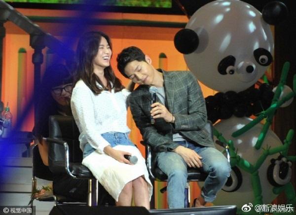 Từ chuyện yêu đến cưới, Song Joong Ki - Song Hye Kyo và Kelvin Khánh - Khởi My đều giống nhau đến lạ! - Ảnh 5
