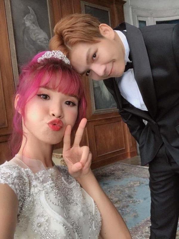 Từ chuyện yêu đến cưới, Song Joong Ki - Song Hye Kyo và Kelvin Khánh - Khởi My đều giống nhau đến lạ! - Ảnh 6