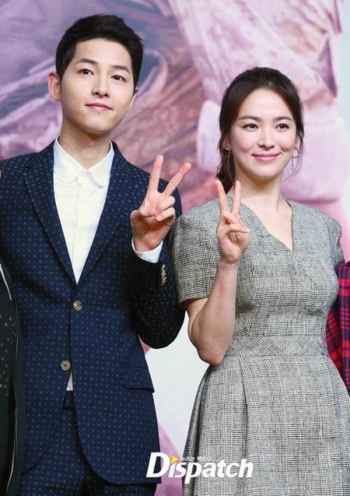 Từ chuyện yêu đến cưới, Song Joong Ki - Song Hye Kyo và Kelvin Khánh - Khởi My đều giống nhau đến lạ! - Ảnh 1