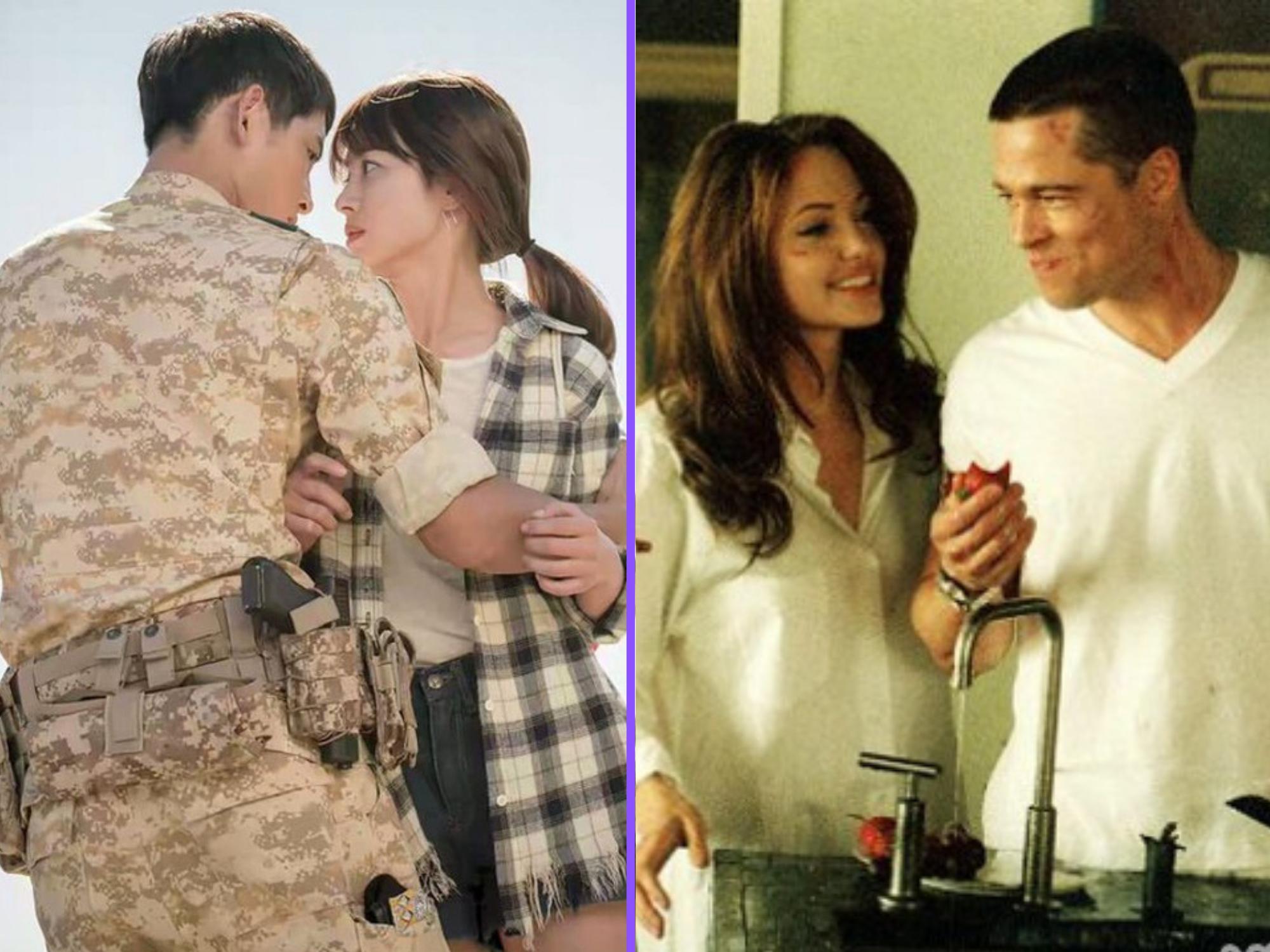 Từng hứa bên nhau mãi mãi, những cặp đôi 'phim giả tình thật' này sẽ cho bạn biết 'mãi mãi chỉ là vài năm'