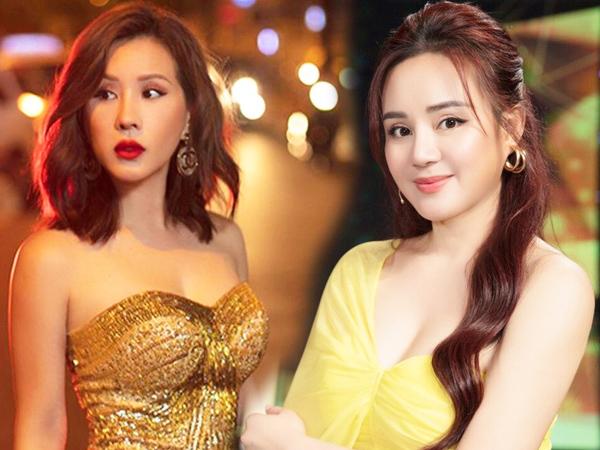 Bị giục đáp trả Vy Oanh, Hoa hậu Thu Hoài phản ứng cực gắt
