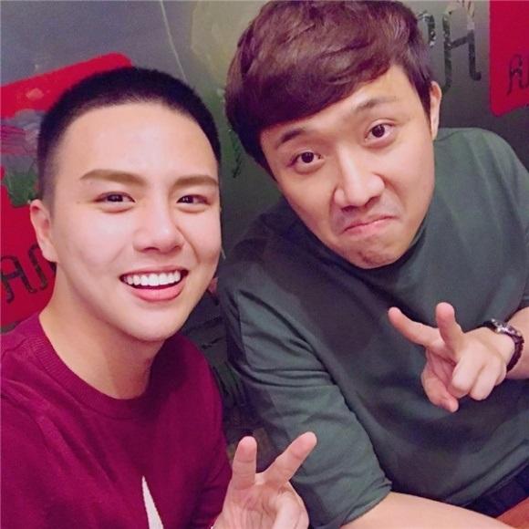 Từng bị quản lý Hari Won 'dằn mặt', Trấn Thành và Duy Khánh vẫn vô tư 'chặt chém' trên mạng - Ảnh 8