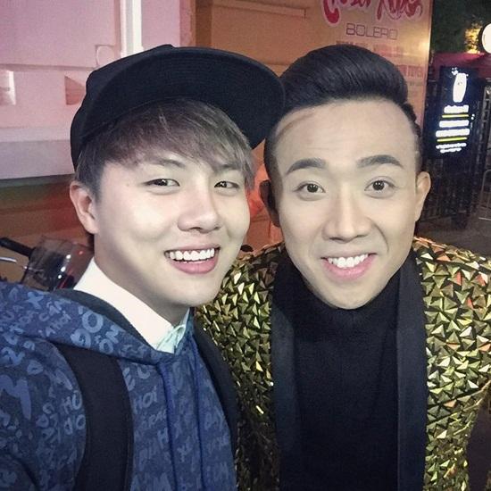 Từng bị quản lý Hari Won 'dằn mặt', Trấn Thành và Duy Khánh vẫn vô tư 'chặt chém' trên mạng - Ảnh 9