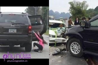 Sợ bẩn xe mới mua, chồng bắt vợ sắp sinh đi xe ôm và cái kết sốc tận óc sau đó
