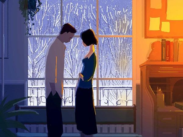 """24/24 giờ chạm mặt mùa dịch bóc mẽ những cuộc hôn nhân """"yên ổn"""", các ông chồng hãy cứ dè chừng!"""
