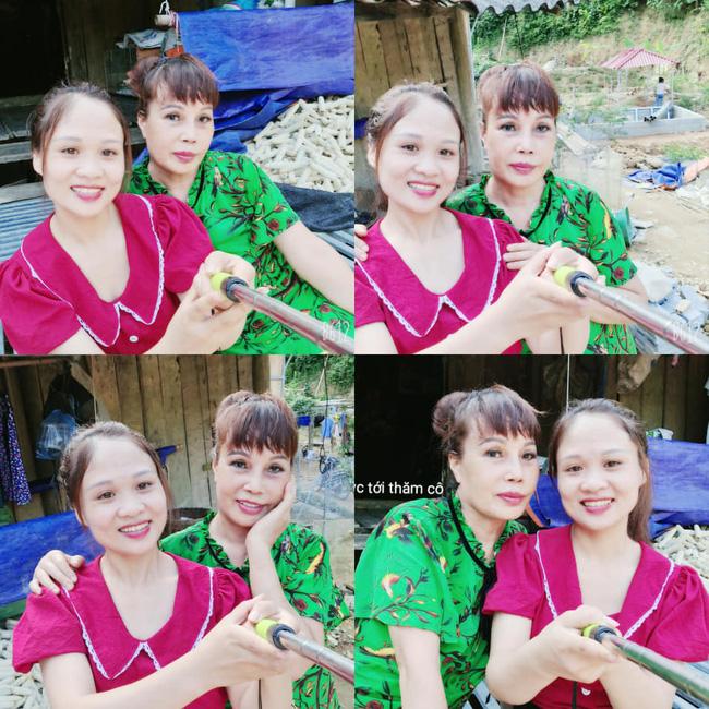 Chụp ảnh cùng người thân, cô dâu Cao Bằng khiến ai nấy bất ngờ vì đã gần như lấy lại vẻ tự nhiên nhưng khuôn mặt vẫn bị chê ở điểm này - Ảnh 1