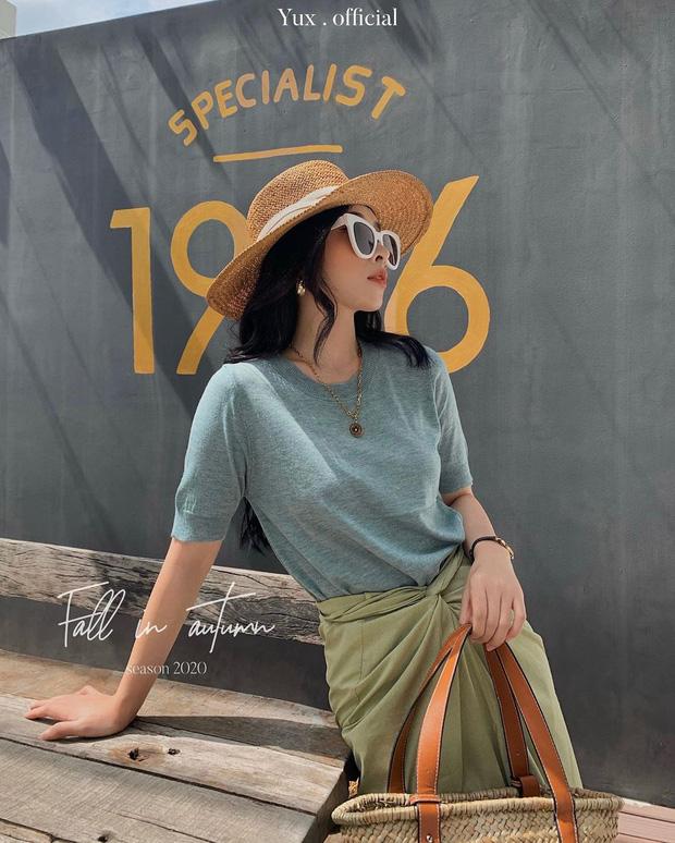 Ngắm 10 mẫu áo len cộc tay xinh chuẩn Hàn này, bạn sẽ muốn sắm bằng hết để diện dần - Ảnh 10