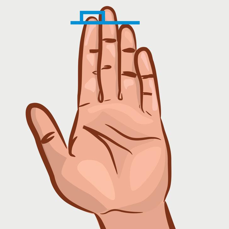 Chỉ cần nhìn vào bàn tay trái, bạn sẽ biết ngay đối phương là người thế nào - Ảnh 2