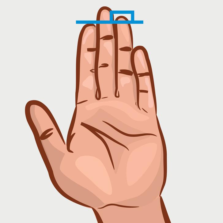 Chỉ cần nhìn vào bàn tay trái, bạn sẽ biết ngay đối phương là người thế nào - Ảnh 1