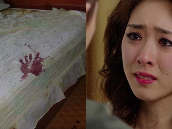 Thấy giọt máu đỏ trên ga giường, chồng sung sướng nghĩ vợ còn trinh nhưng nửa đêm đi vệ sinh thì chết ngất khi thấy…