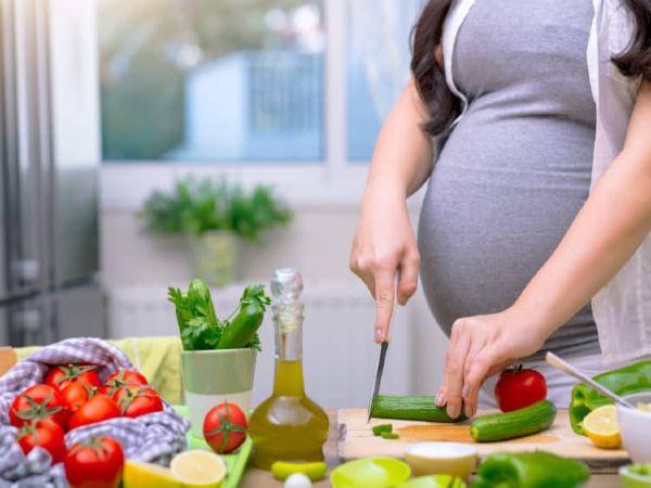 Ăn những thực phẩm này mẹ bầu khỏi lo CAO HUYẾT ÁP, con sinh ra khỏe mạnh, THÔNG MINH