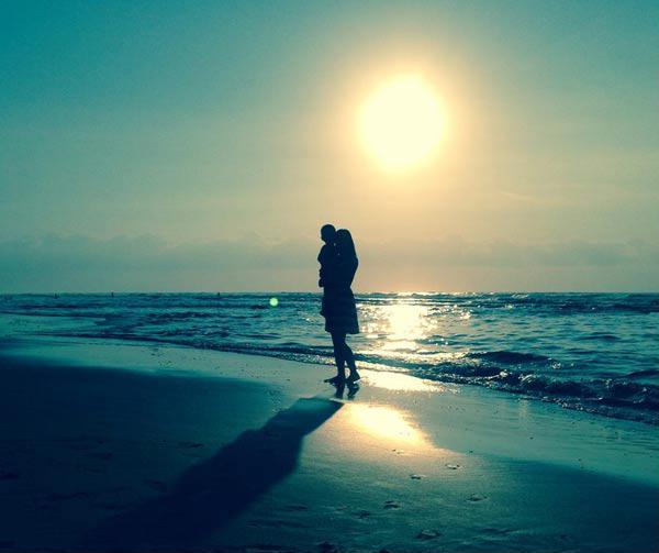 Nước mắt mẹ đơn thân (13): Mẹ yêu bố nhưng không thể nghe bố mà bỏ con đâu! - Ảnh 1