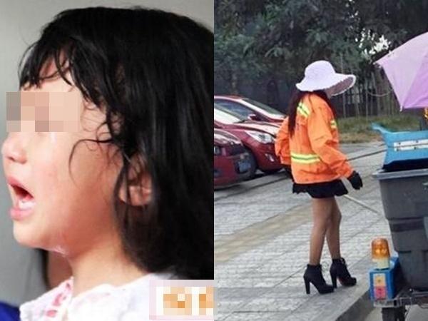 Vợ chết 3 năm nhưng con gái không cho bố lấy vợ mới, 1 lần đi ăn thì con gái nhìn chằm chằm cô lao công đang bịt kín rồi nói: 'Mẹ kìa'