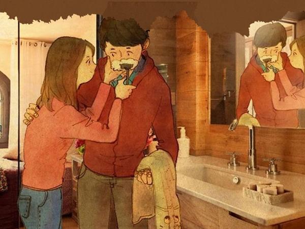 """Những ngày ở nhà trong mùa dịch anh chồng nhận ra bao chân lý từ vợ mình và hầu như phụ nữ nào cũng thấy ít nhất hơn 1 lần đã """"nếm thử"""""""