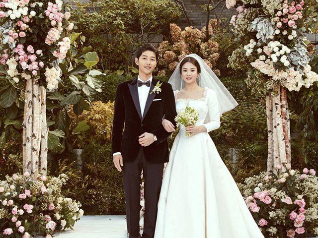 Song Joong Ki và Song Hye Kyo 2