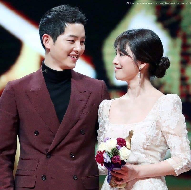 Song Joong Ki và Song Hye Kyo 3