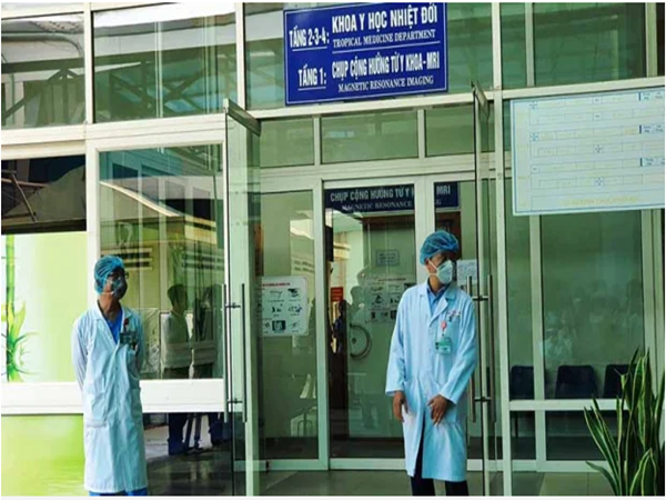 Viện Vệ sinh dịch tễ TƯ thông tin về ca nghi nhiễm COVID-19 ở Đà Nẵng