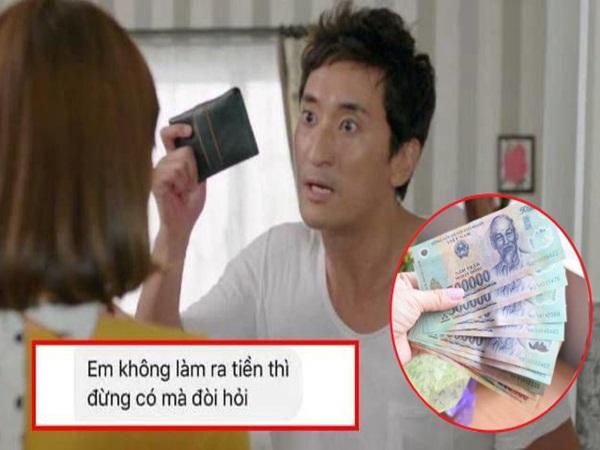 Không đưa tiền cho chồng tiêu xài dịp Tết, vợ có thể bị phạt