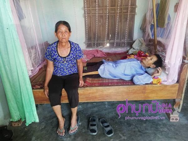 Xót xa: Cụ bà chấp nhận mù lòa để nhường sự sống cho chồng mắc bệnh hiểm nghèo