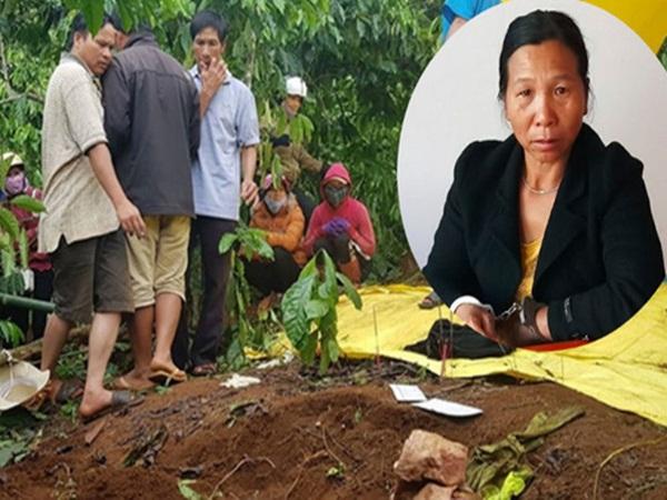 Người đàn bà giết 3 bà cháu, giấu xác trong vườn cà phê lĩnh án chung thân: Ra tay vì cảm thấy bị xúc phạm nhân phẩm?!